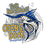 Oden's Dock Kids' Fish Hatteras